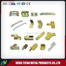 Customized Metal Stamping Parts With Mould Die Designing
