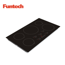 Professional sales of manufacturers in china built in 5 burner induction cooker,plate built in hob 9600w