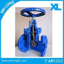 API 6A Longxin Rising Stem Gate Valve Used For Oil Wellhead