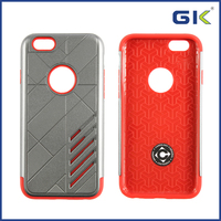 [GGIT] Wholesale TPU PC Combo Case Cover for iPhone 6