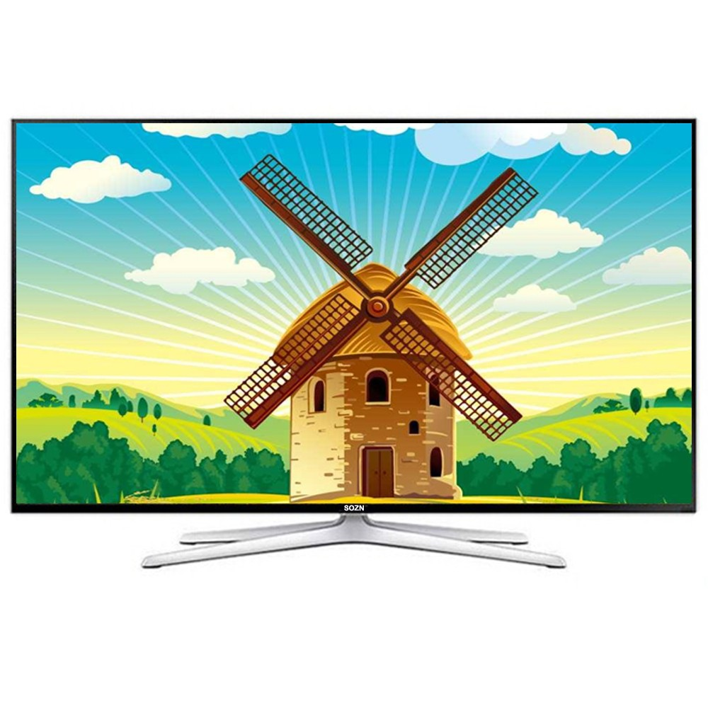 free sample flat screen 3D smart led tv 32inch with PVR