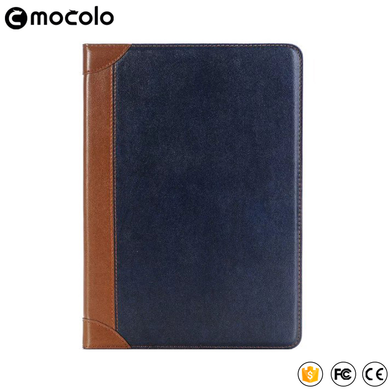 "PU leather case for ipad pro, leather case for tablets 9.7"" with stand function"
