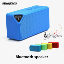Cloth V2.1 Bluetooth Speaker Portable Wireless Outdoor Subwoofer