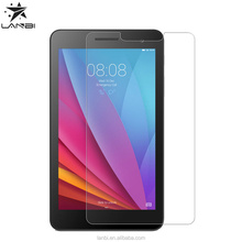 High quality 9H Anti-fingerprint Tempered Glass Screen Protector for 7 Inch Tablet