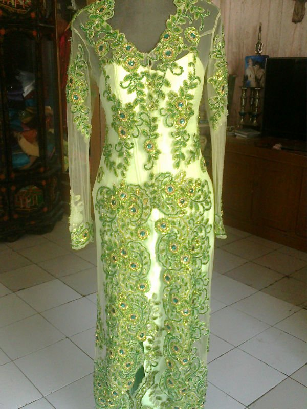 Wedding Dress Kebaya