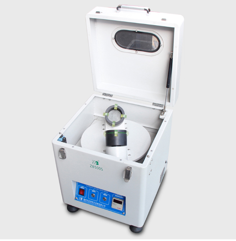 60W Automatic Solder Paste Mixer capacity 0-1000g
