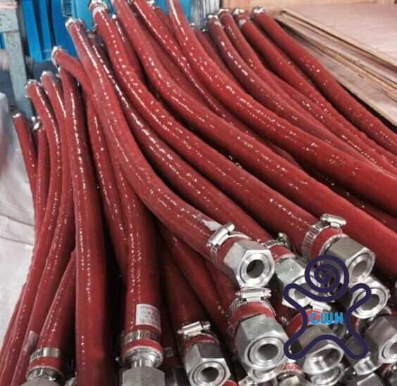 GWH hot selling high temperature flexible hose pipe