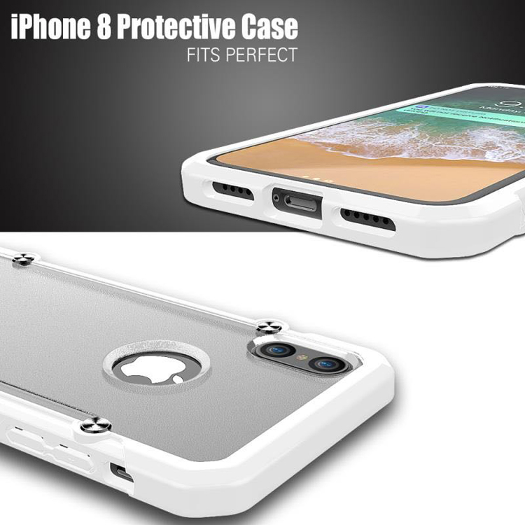 High Quality Design tpu pc for iphone 8 pbone case