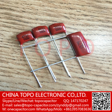 Good Quality Metallized Polyester Capacitors 473K 630V 0.047uf MEC Capacitor