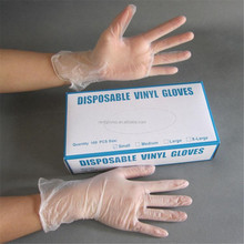 ansell vinyl touch gloves of China new innovative product