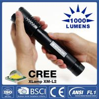 STARLITE 1000 LUMENS IPX4 10 watt led flashlight