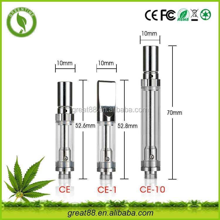 USA hot thc oil vape cartridge pen 510 oil vaporizer cartridge 0.5ml 1.0ml ceramic wickless cartridge vaporizer