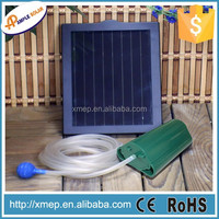 Garden solar aquarium 12V automotive air pump
