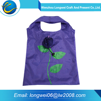 Eco promotional new design cheap polyester shopping bag