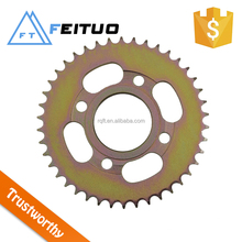 Motorcycle chain sprocket with best price,CG125 38T 428H