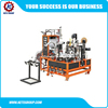 KTPC-B High Speed High Quality Wine Big Bottle Cap Sealing Making machine