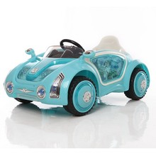 EN71 certificate popular electric baby sit car baby toy with remote control