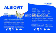 Poultry Multivitamin water soluble powder