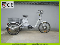 Finland non electric cargo pedal trike tricycle
