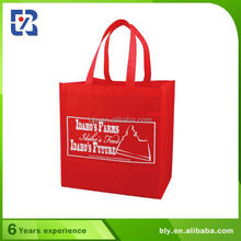 China Luxury City Name Printed Canvas Tote Bag
