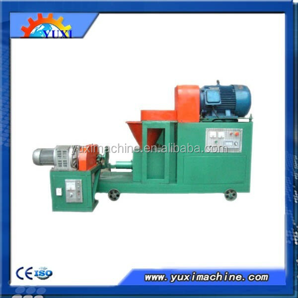Low-consumption charcoal briquette making machine /honeycomb briquette making machine