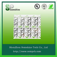 High power flasher pcb manufacturer aluminum based PCB
