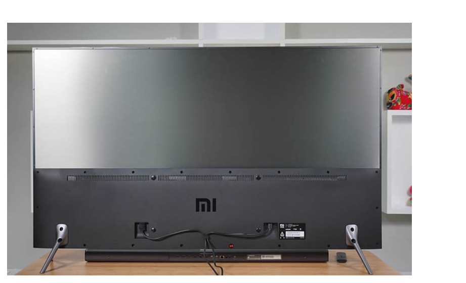 Genuine Xiaomi TV 3 55 Inch 4K 3840*2160 Ultra HD Quad Core Ultra thin Split Type Subwoofer Large Smart Television