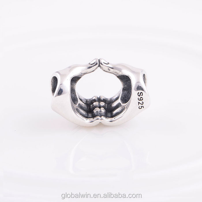 Sterling Silver Charms Custom Made Show Your Love Charms Wholesale