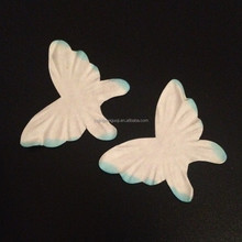 aritifical paper cutting butterfly decoration for scrapbooking