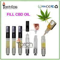 Wholesale standard O Pen quality co2 cartridge bud touch atomizer hemp oil vapor pen
