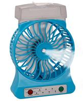 air cooler fan rechargeable fan with water mist