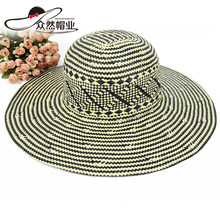Gold Supplier China Export Ladies Fancy Cap Women Straw Hats