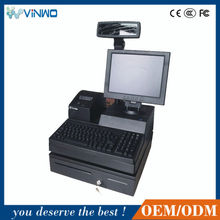 Good Quality POS 12 Inch Fanless Pos Systems