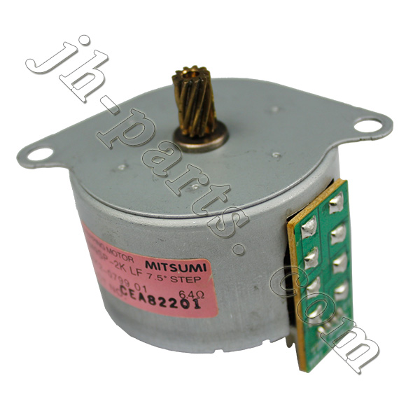 Laserjet 1010, 1020 Main Drive Motor Part No. RK2-0799