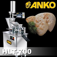 Anko Small Scale Chinese Fried Leek Dumpling Machine