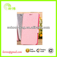 New products notes 3 flip Leather note case with card shot protective