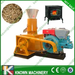 Professional supply the 100~500 kg/h crusher and pellet mill all-in-one machine