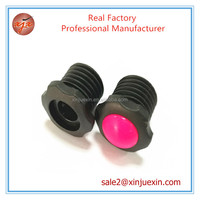 top sale factory plastic black drain bung for outdoor
