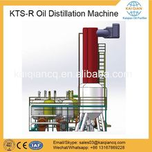 10 TonsBlack Oil and Waste Motor Oil Distillation Machine
