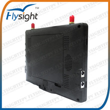 "F215 Flysight 32CH 5.8G Diversity Receiver 7"" lcd hdmi screen black pearl RC801 Monitor for aeromodelling"