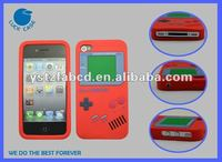 Game boy Player Silicone Decorative Cellphone Covers