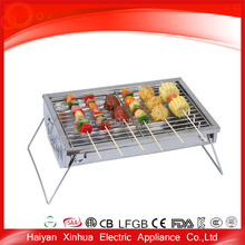 Portable New production safety outdoor bbq pit