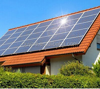 High quality solar panel system 3000w for home use