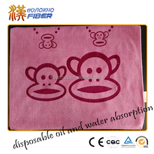 Customized size Eco-Friendly Feature Oil Impregnated Wipes Car cleaning wipes