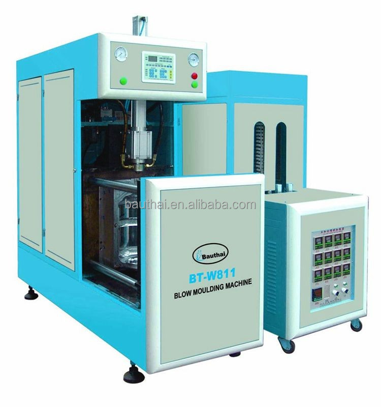 11.34L-20L semi- automatic blow molding machine.3-5 gallon water bottle blowing machine,pet blowing machine