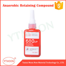 YTMOON anaerobic retaining compound 680