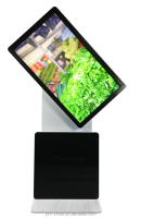hotel portable indoor advertising touch screen mall kiosk manufacturer prices