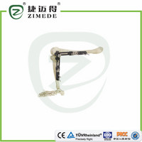 OF type orthopedic external fixator Knee joint fragment external fixation 10120 hoffman external fixation Knee joint