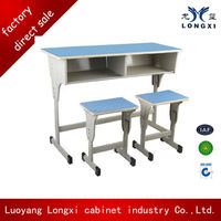 Factory cheap sale school furniture/education furniture/school desk and chair
