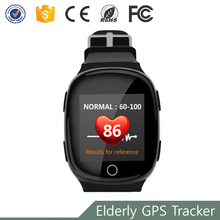 Hot items 2017 new year gift luxury Smart Watch with Phone Call 3G SIM GPS tracker watch MTK6572